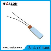 Electric Parts Home PTC Ceramic Heater Thermistor With Aluminum Panel