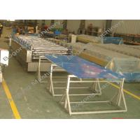 Bus / Train Panel Steel Sheet Roll Forming Machine 1 - 2mm Material Thickness