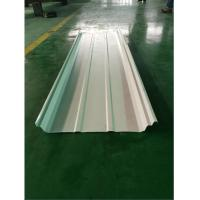 Cheap 0.6 - 0.8mm Standing Seam Roof Panel Roll Forming Machine fix in 40GP Container for sale
