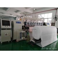 High Precision Computerized Industrial Lockstitch Sewing Machine Cnc System