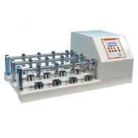 Shoes Upper Material Flexing Test Apparatus , Plastic Testing Equipment Electronic Power