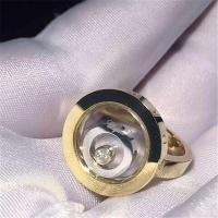 Chopard  diamonds ring 18kt gold  with yellow gold or white gold