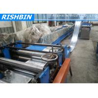 Cheap 5.5 KW C Profile C Channel Roll Forming Machine with 15 m / min Working Speed for sale