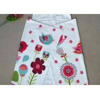 Reactive Printed Kids Hooded Beach Towels 100% Cotton OEM Accepted