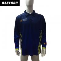 Custom Your Own Logo Full Sublimation 100 Polyester Polo Shirt Of
