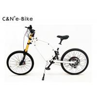1500w 48v Stealth Bomber Electric Bicycle with 2017 New TFT Display
