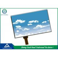 "17.3"" Analog 5 Wire Resistive Touch Panel 3H Hardness For LCD Module"