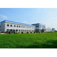 Cheap Commercial Fire Proof Prefabricated Steel Structures With A36 A572 Material for sale