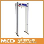 Cheap Security Door Frame Metal Detector Gate MCD-800 high sensitive metal detector for sale