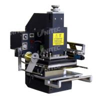 Buy cheap Automatic Electric Hot Stamp Machine , Temperature Control Heat Stamp Machine from wholesalers