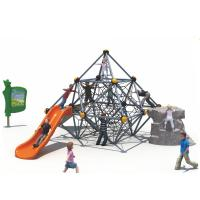 Cheap Physical Training Series Climbing outdoor playground equipment - Color available for sale