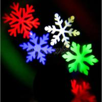 Snowflake LED Christmas lights,Christmas decorations white lights projector outdoor