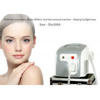 Medical Beauty Portable Laser Hair Removal Machine , Salon Laser Hair Removal System