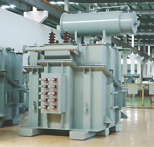 Energy Efficient Induction Furnace Transformer 10kv For