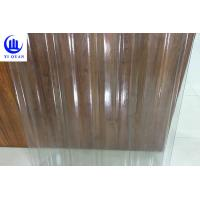 Cheap Glass Fiber FRP Daylight Transparent Roofing Sheets FRP Clear Light Weight Roof Tiles for sale