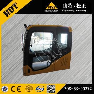 20y-54-01112 20y-54-01111 20y-54-01110 cab assy for pc200-7 komatsu