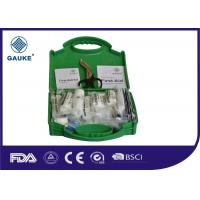 Cheap BS Compliant British Standard First Aid Kit For Business OEM / ODM Available for sale