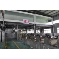 Cheap Automatic Corrugated Fried Instant Noodle Processing Line Supplier for sale