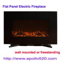 36inch Flat Panel Wall Mounted Electric Fireplace With Certificate Of Fireplace Ec90000804