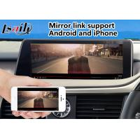 Android 7 1 Auto Interface , GPS Navigation System for Lexus