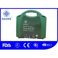 Cheap Green British Standard First Aid Kit Bs8599 Statutory First Aid Sets for sale