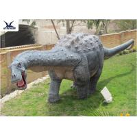 Quality Playground Amusement Dinosaur Lawn Statue Decoration Robotic Life Size Dinosaur Models wholesale