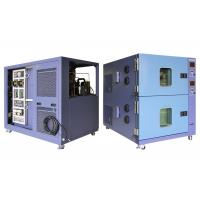 Environmental High Low Temperature Test Chamber Stainless Steel Exterior