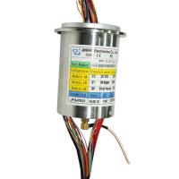 High Frequency ( Fiber Optic ) + Electricity Integrated Rotary Joint
