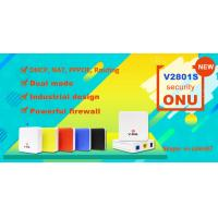 data ONU auto-adaptive with EPON, GPON XPON ONT 1GE Secure