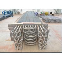 Cheap Steam Boiler Economizer , Carbon Steel Type H Finned Tube Economizer ASME Standard for sale