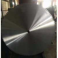 Quality 75Cr1 material circular saw blank and steel core for stone and marble cutting