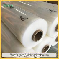 Large Clear Overlaminate Film , Flexible Packaging Film 6 Month UV Resistant 30MIC