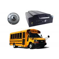 Cheap Auto 3G Mobile DVR With GPS , Mobile Dvr Recorder For Fleet Real Time for sale