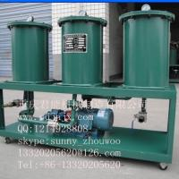 JL portable oil purifier and oil filter can remove impurties from waste oil