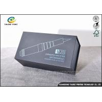 Buy cheap Luxury Printed Pen Packaging Box , Double Wall Cardboard Boxes Customized Logo from wholesalers