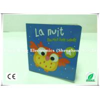 6 Button Animal Sounds Book Module For Indoor Kid's Eductational Learning Book