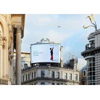 IP65 waterproof P10 outdoor advertising led video wall display / outdoor cost save high quality P10mm led panel display