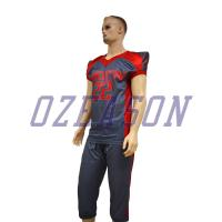b5b164432 ... Quality Full Sublimation Customized American Football Jersey For Team  wholesale ...