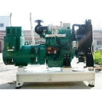 Naturally Aspirated General Diesel Generator 20KW Blue Color For Common Power