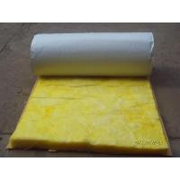 Cheap Flexible Fiber Glass Wool Blanket Roof Insulation Materials Sound Absorption for sale
