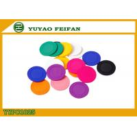 Cheap Colorful Feifan Style Clay Material Custom Design Poker Chips 8g 40 X 3.3mm for sale