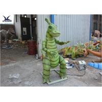 Cheap Animatronic Waterproof Dinosaur Lawn Statue For Outside Garden Decoration for sale