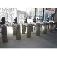 Cheap Auto Bi Directional Waist Height Turnstiles/ Tripod Turnstile Gate For Visitor Magement‎ for sale