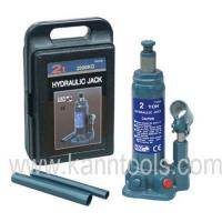 2T hydraulic bottle jack with case