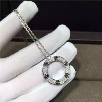 2e9b94da10 18K White Gold Cartier Love Necklace