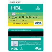 Quality Foil hot stamping VISA smart credit card hico-magstripe at back card wholesale