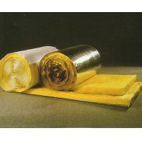 Cheap Aluminum Foil Glass Wool Blanket Fire Insulation For Metal Building for sale