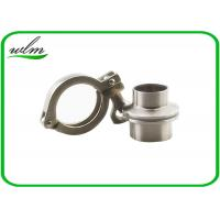 Aseptic Sanitary Tri Clamp Fittings Connection Couplings Set