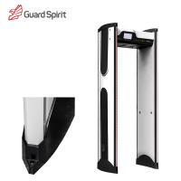 Cheap Hotel Metal Detector Gate 9.2 Inch Display For Security Body Scanning for sale