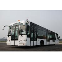 Adjustable Seat Airport Transfer Bus , Front Axle MERCEDES BENZ 733.W14 Left Hand Drive Bus